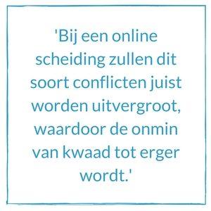 Quote online echtscheiding