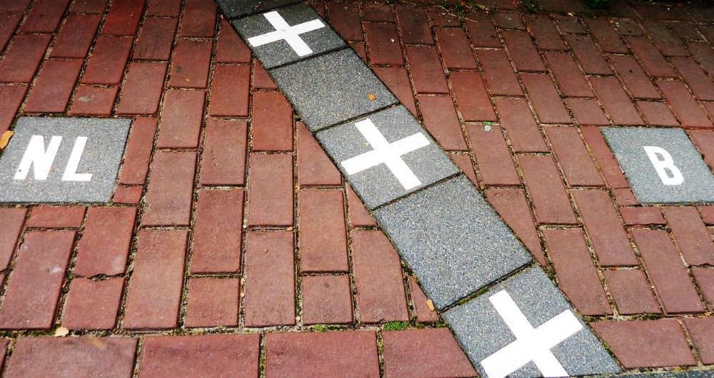 grens België Nederland